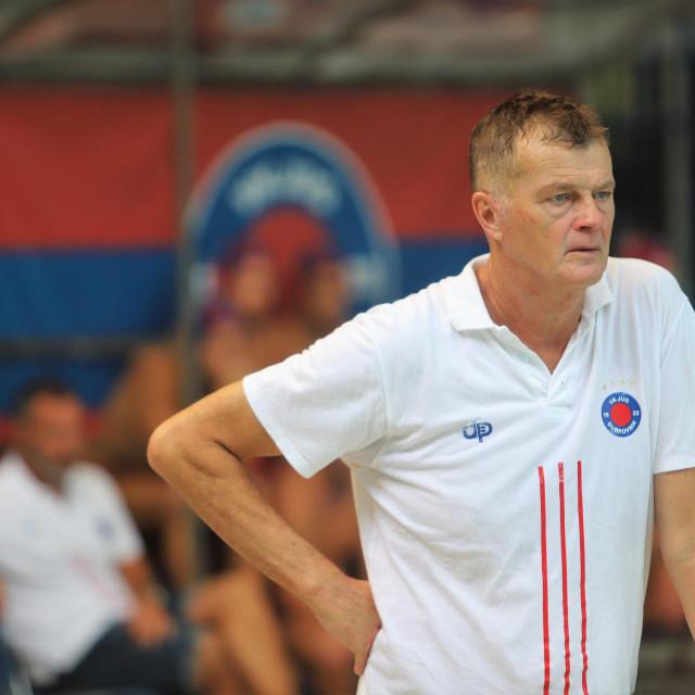 Veselin Đuho, Jugov trener foto: Tonči Vlašić