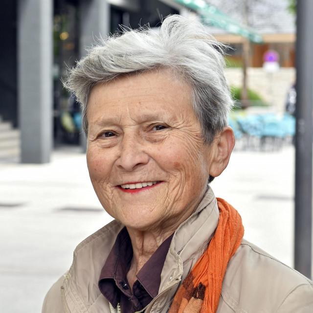 Psihologinja i spisateljica, prof. Mirjana Nazor