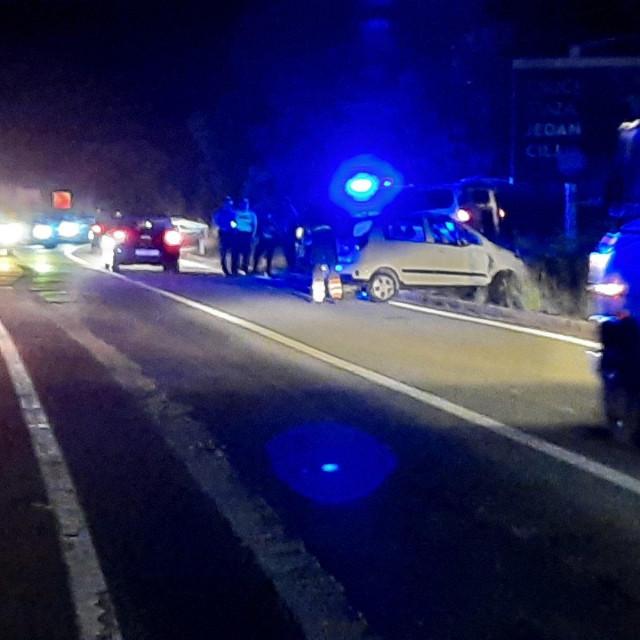 prometna nesreća u Zatonu