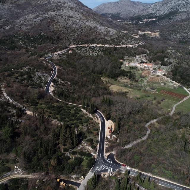 Završeni radovi na tri kilometra dugoj cesti Kliševo-Mrčevo