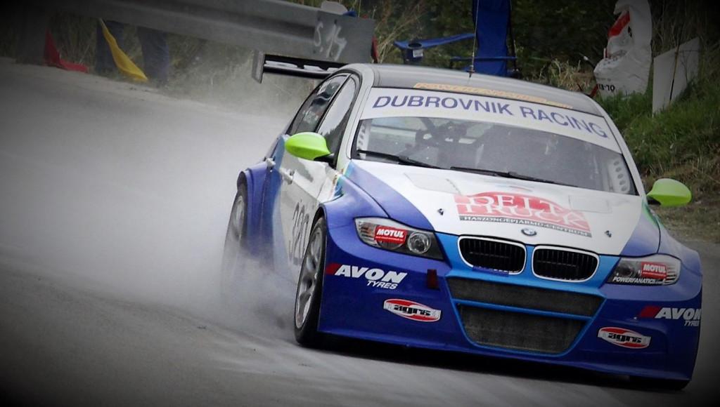Istvan Kavecz je s BMW-om E90 bio 2013. pobjednik Nagrade Dubrovnika - Memorijal 'Željko Đuratović'