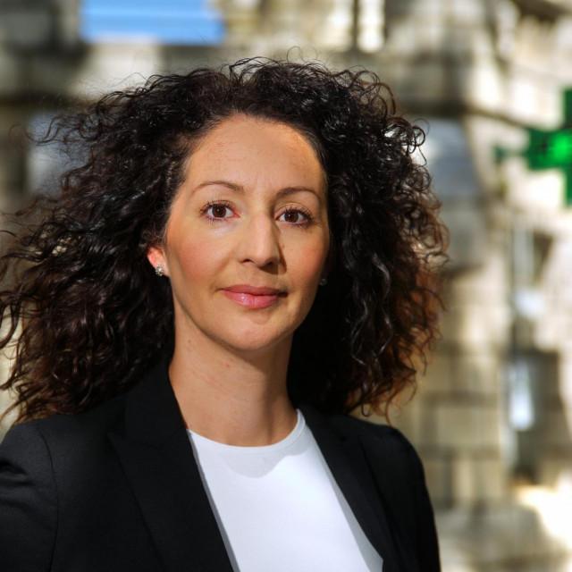 Dr. sc. Tina Poklepović Peričić, doktorica dentalne medicine i suvoditeljica Hrvatskog Cochranea