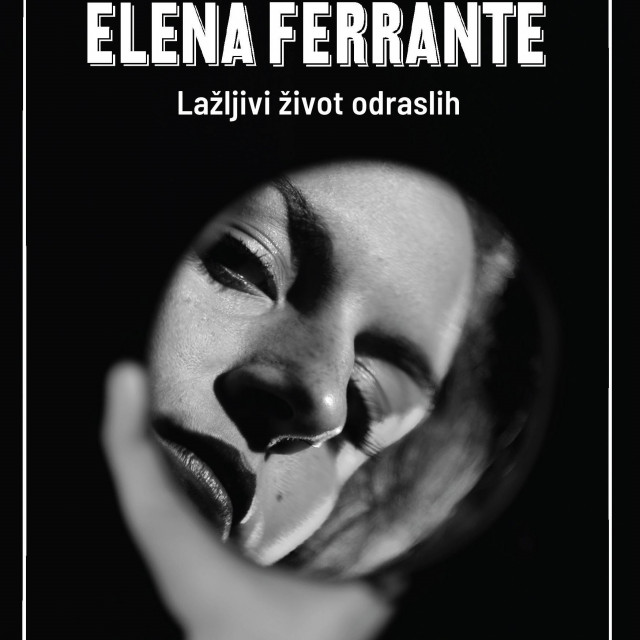 Naslovnica knjige Elene Ferrante