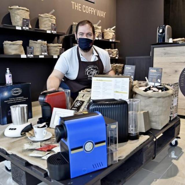 Alex Baldassari: 'The Coffy Way' je trgovina u kojoj možete dobiti okus kave o kojoj maštate