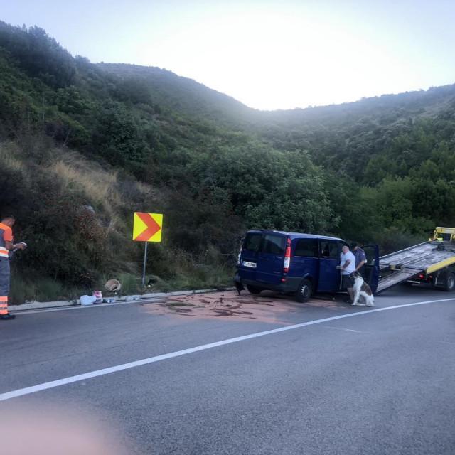 Prometna nesreća u Vrbici