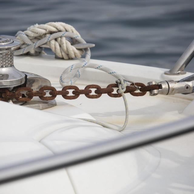Loše kalibrirani ili zahrđali lanac ugrožava normalan rad vitla