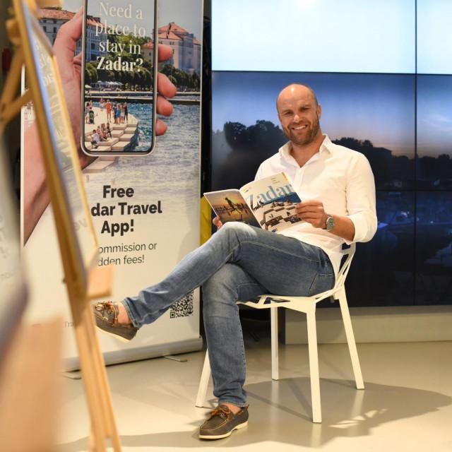 Mario Paleka, direktor Turisticke zajednice grada Zadra.