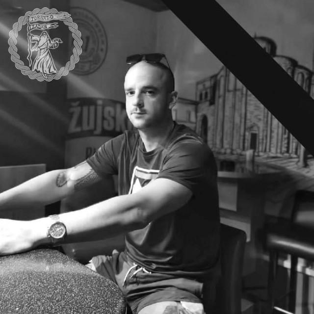 Mario Grabovac bio je vjeran navijač Tornada, no javnosti je poznat po nasilničkom ponašanju