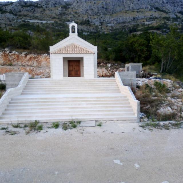 Crkvica svetog Josipa u Drveniku