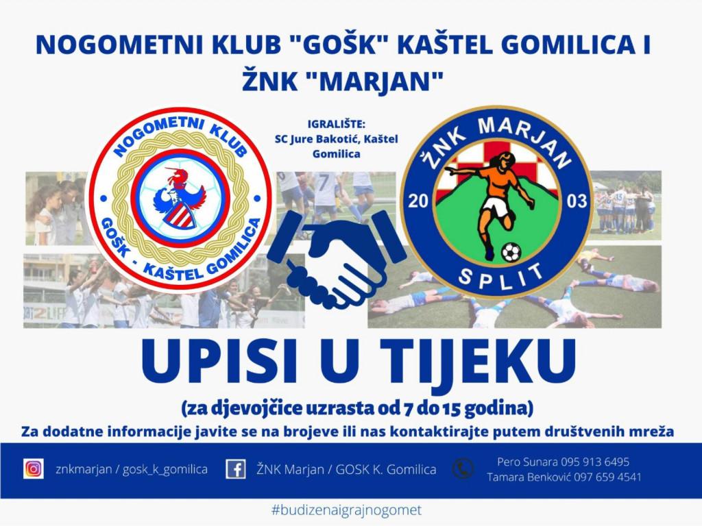Suradnja dva kluba, prva takva u Hrvatskoj