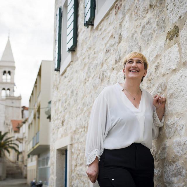 Ivana Marković, gradonačelnica Supetra