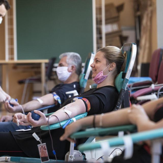 U novom Transfuzijskom centru moći će se pripremati 40 posto više doza krvi i krvnih pripravaka nego dosad