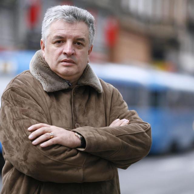 Miljenko Crnjac, umirovljeni general HV-a.