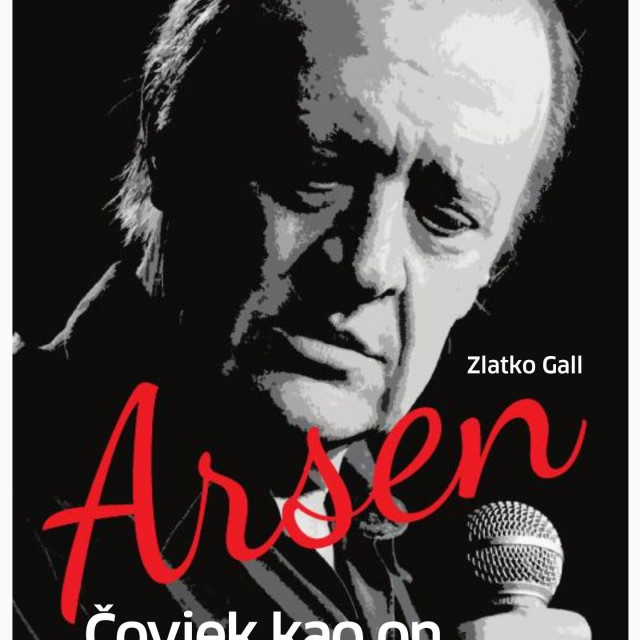 Zlatko Gall: 'Arsen – Čovjek kao on' (Media Bar/Croatia Records, Zagreb)<br /> <br />