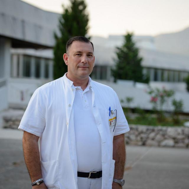 Doc.dr.sc. Marijo Bekić, ravnatelj Opće bolnice Dubrovnik