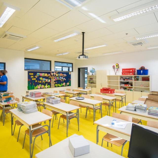 Osnovna škola Montovjerna otvara se nakon rekonstrukcije