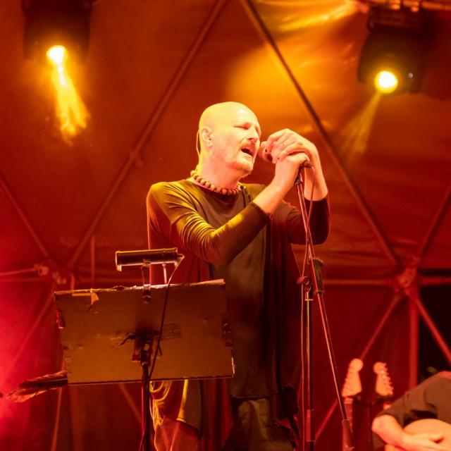 Koncert Damira Urbana u kampu Solitudo