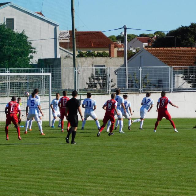 Detalj s utakmice Primorac-Split