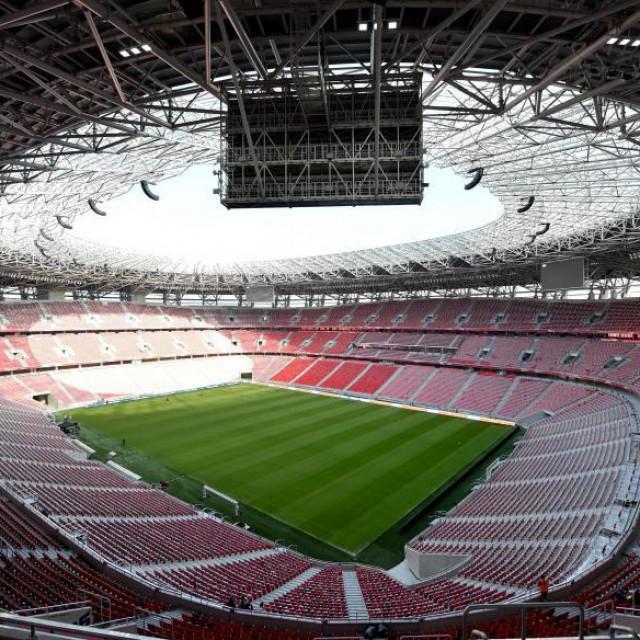 Velebna arena bit će poprište dvoboja Superkupa