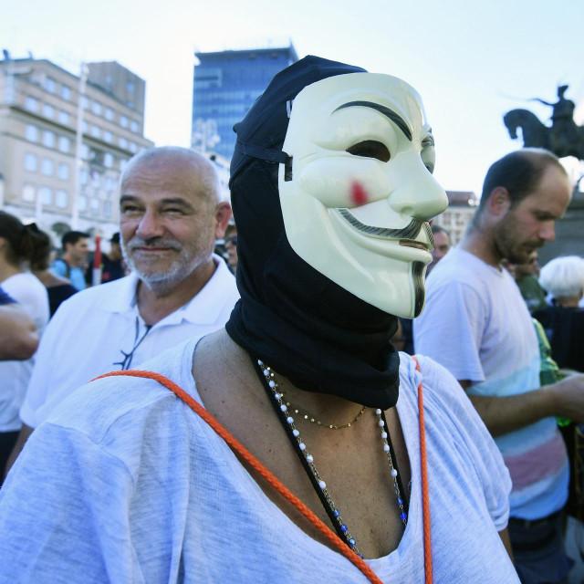 Renato Matić je uvjeren kako će poklonici ovakvih pokreta ostati u jako malom postotku, manjem od izbornog praga<br />