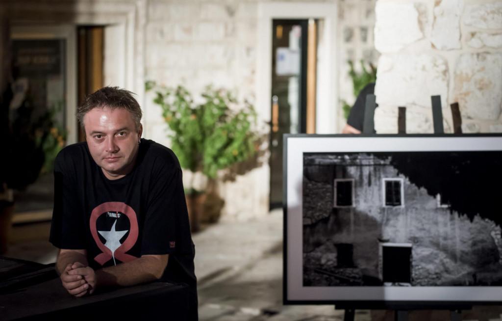 Emir Imamović Pirke, direktor Festivala alternative i ljevice Šibenik 'Fališ'