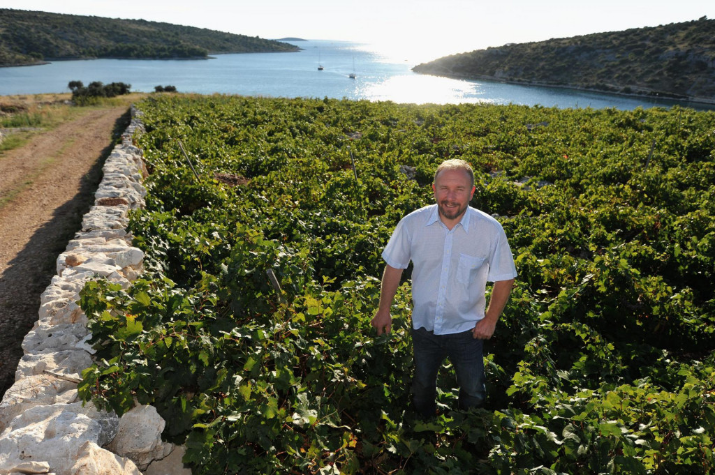 Doc. dr. sc Leo Gracin voditelj je Studija mediteranske poljoprivrede Luka Gerlanc/cropix