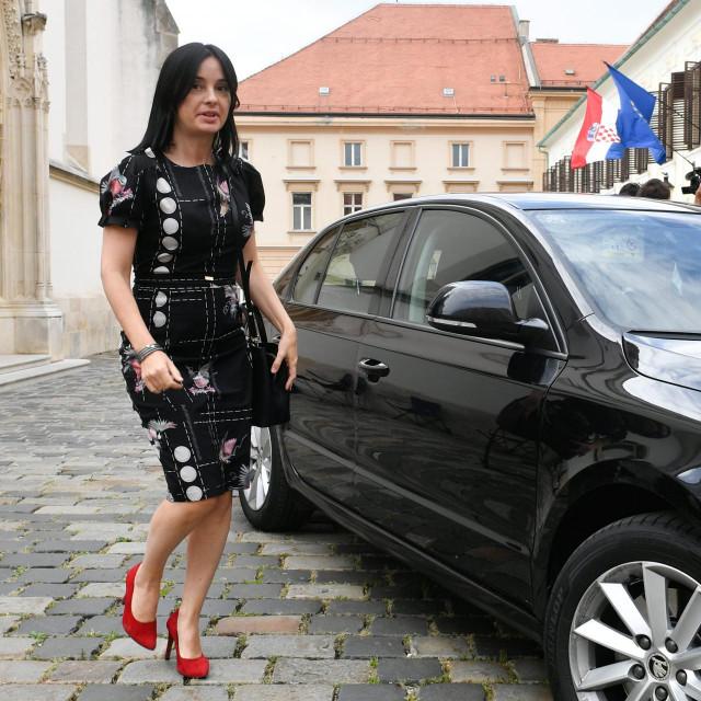 Ministrica Marija Vučković
