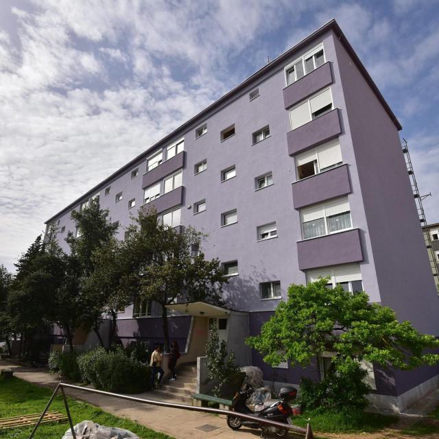 Zgrada u Tuđmanovoj ulici obnovljena novcem iz fondova EU-a<br />
