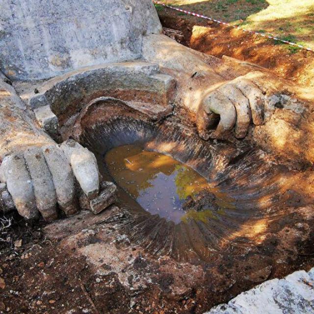 Počeli su arheološki radovi na Sfingi