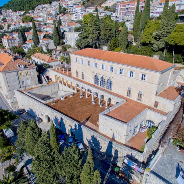 Umjetnička galerija Dubrovnik, UGD, Villa Banac
