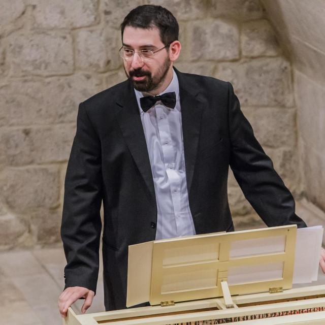 Pavao Mašić u Dvoru, lipanj 2019.