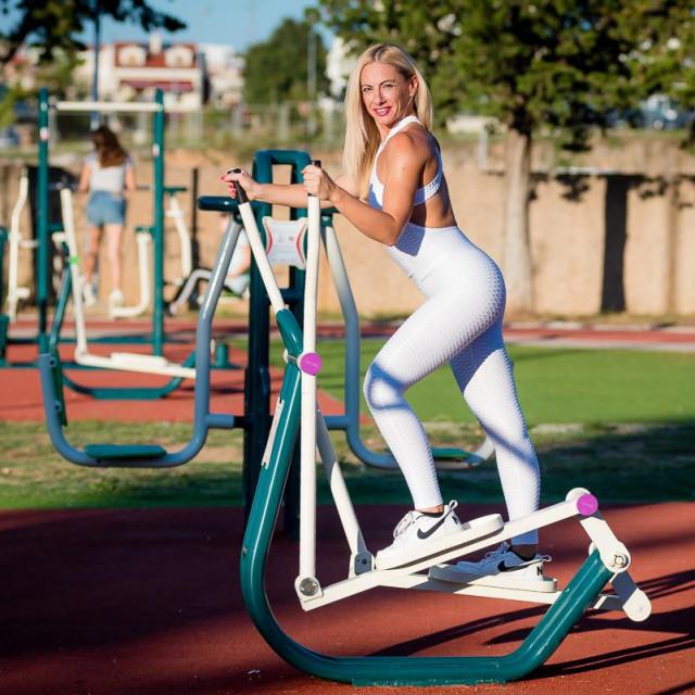Vanja Tokić, bodybuilderica