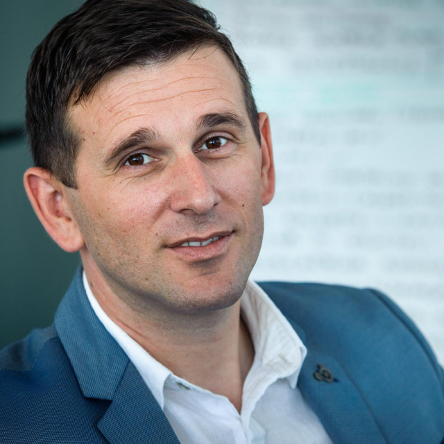 Tomislav Šuta, direktor Vodovoda i kanalizacija Split