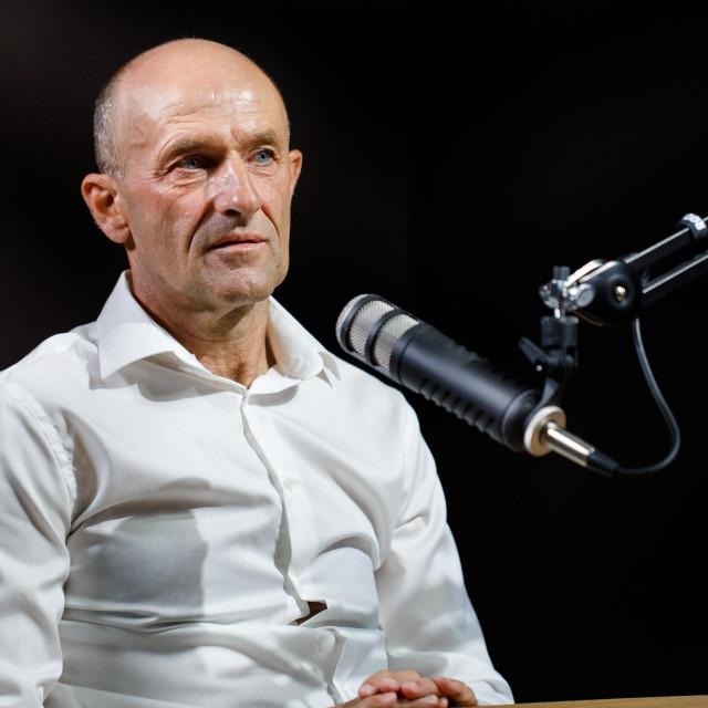 Drago Čelić gostovao je u Hajdukovom podcastu