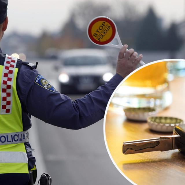 Varazdin, 111114<br /> Povodom martinja varazdinska policija pojacala je kontrole prometa kako bi sprijecili vozace da voze pod utjecajem alkohola.<br />