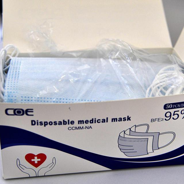 A koristili smo i maske, i sve...