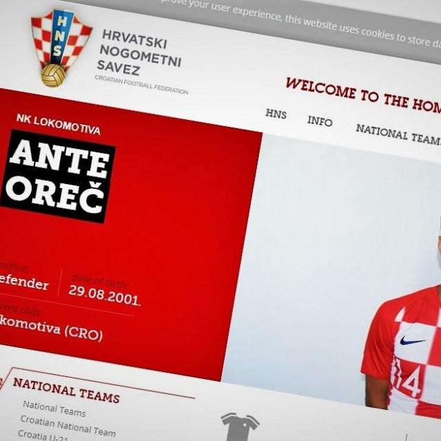 Ante Oreč (Hrvatski nogometni savez)