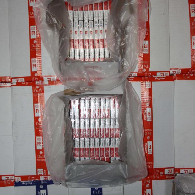 krijumčarenje cigareta