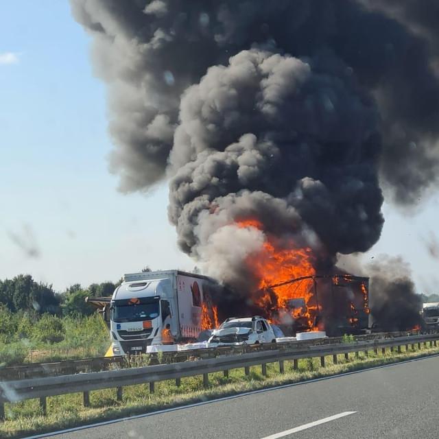 Prometna nesreća na A3