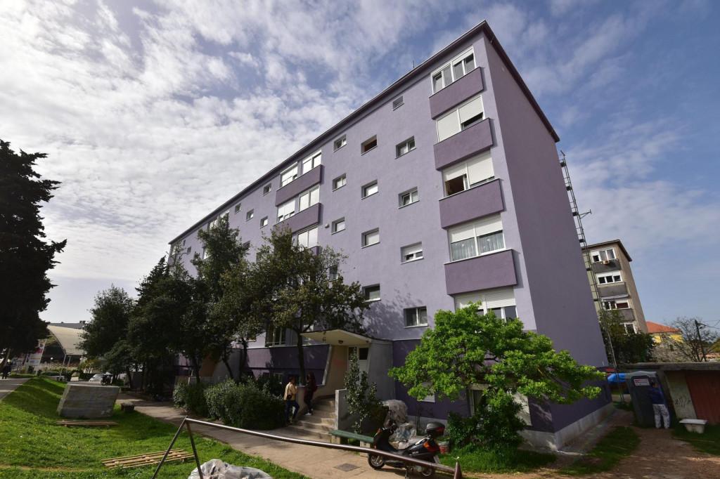 Zgrada u Tuđmanovoj ulici obnovljena novcem iz fondova EU-a