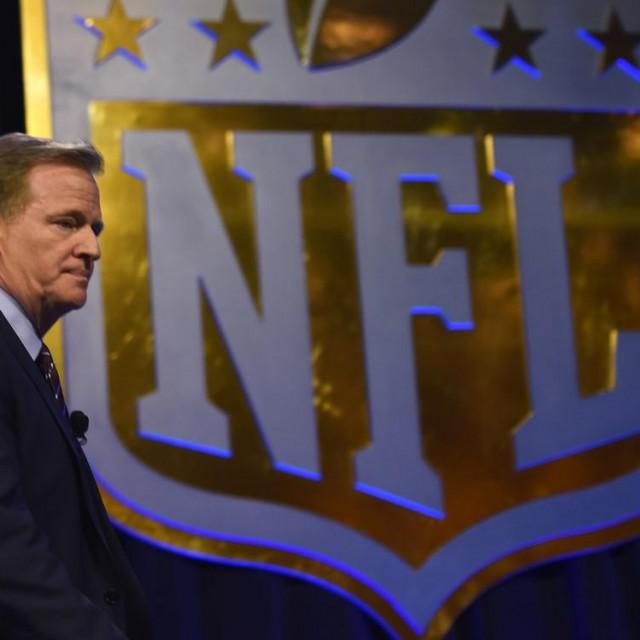 Povjerenik NFL-a Roger Goodell