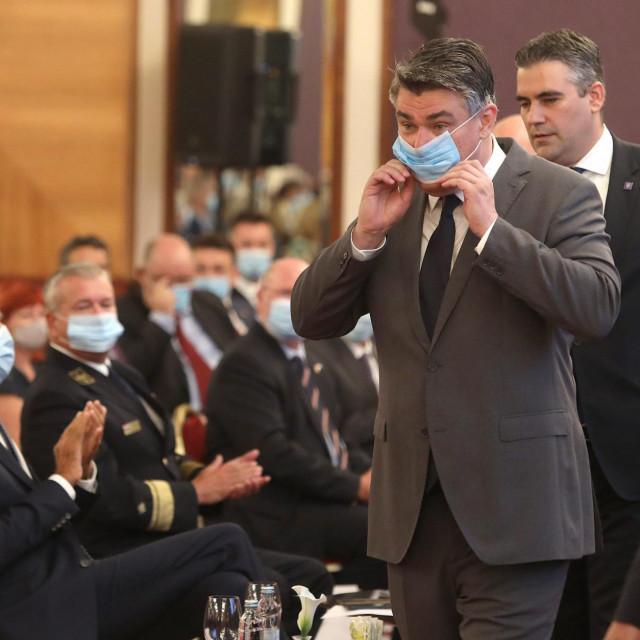 Predsjednik Milanović danas na promociji Roglićeve knjige