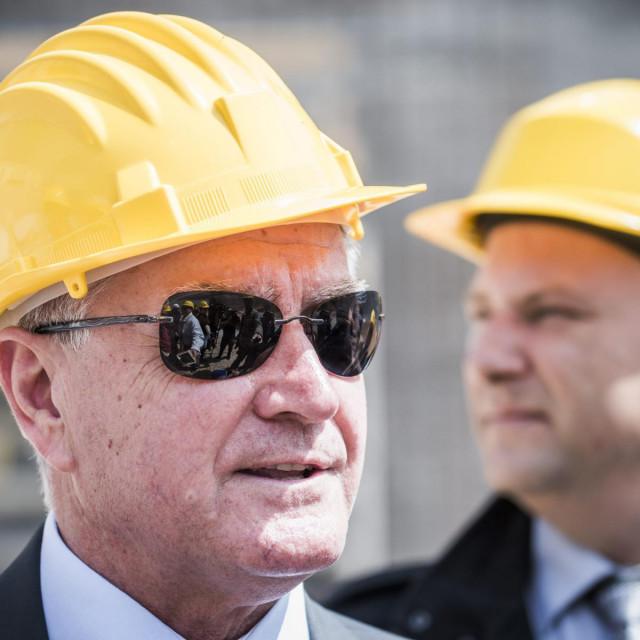 Gradonačelnik Željko Burić<br />