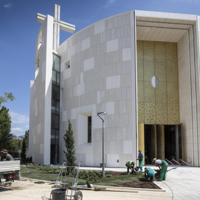crkva vrecko