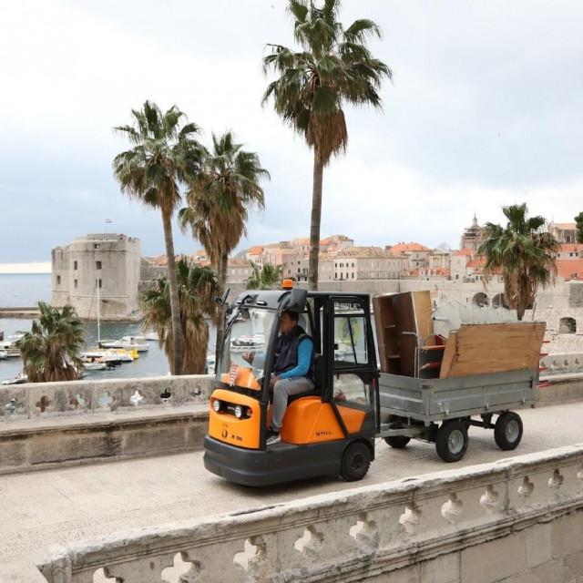 opskrba Grada - dostavna vozila i nova pravila