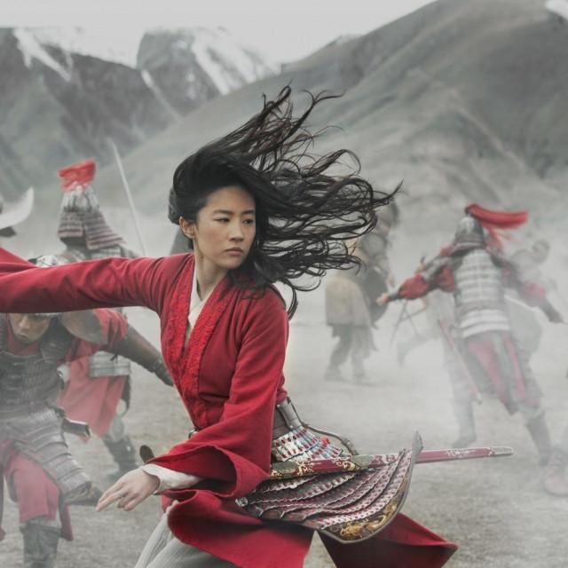 Disneyev film 'Mulan' stigao je u kina s višemjesečnim zakašnjenjem