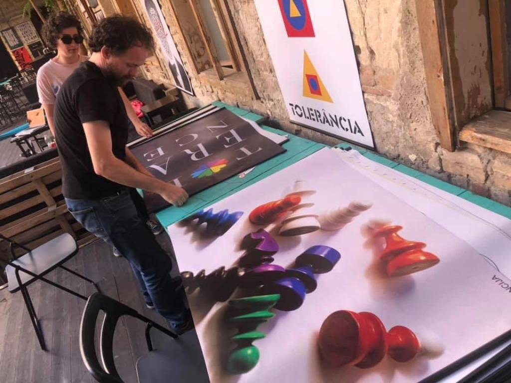 S izložbe 'Tolerancija' u Budimpešti