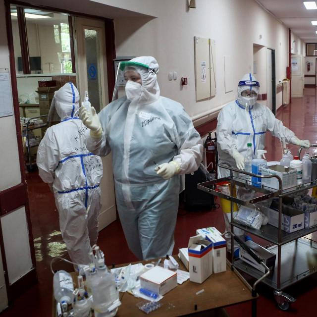 Normalizira se i stanje u beogradskim bolnicama - medicinari napokon mogu malo predahnuti