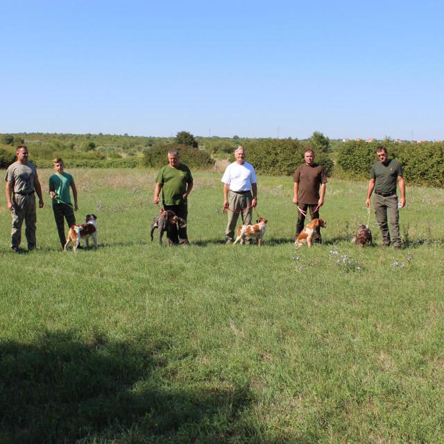 Održani (ipo) ispit prirođenih osobina za pse ptičare