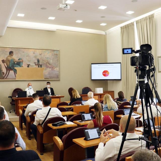 sjednica Gradskog vijeća Grada Dubrovnika